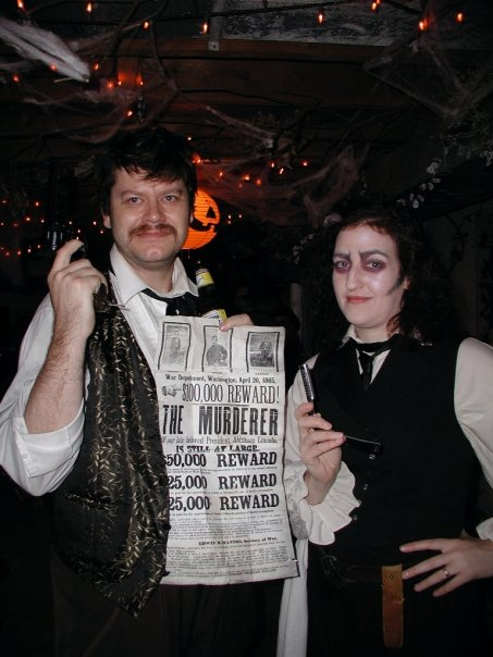 John Wilkes Booth and Sweeney Todd