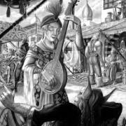 Alex Bradley Prints: Avenderan Market