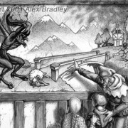 Alex Bradley Prints: The Devil Tricked