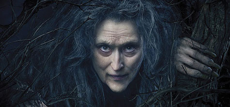 Into the Woods - The Witch