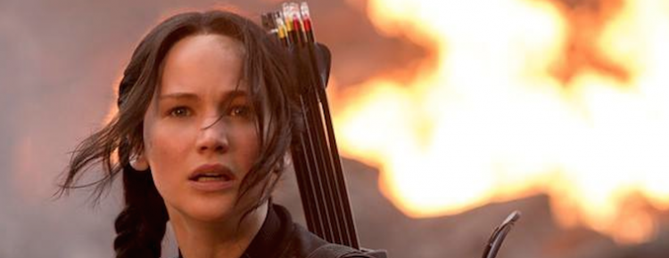 Katniss Hunger Games Mockingjay