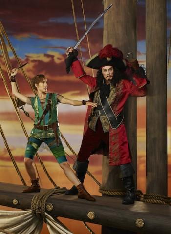 Peter Pan Live: Allison Williams and Christopher Walken