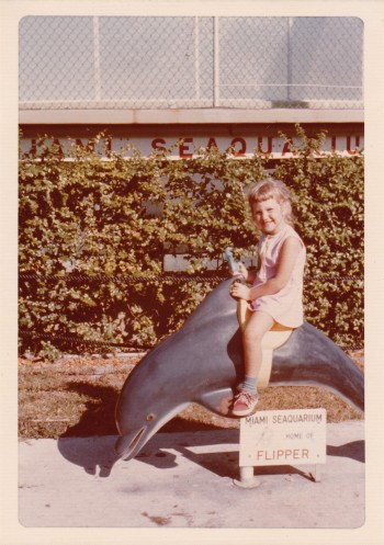 Me at Sea World