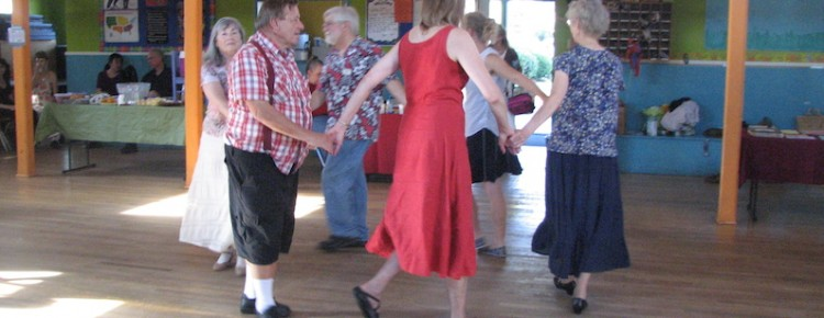 English Country Dance - CCECD