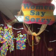Artomatic: Women Say Sorry