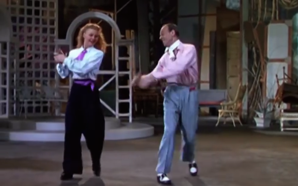 Video Vednesday: Nerd Fest UK's Awesome Classic Movie Dance Mix