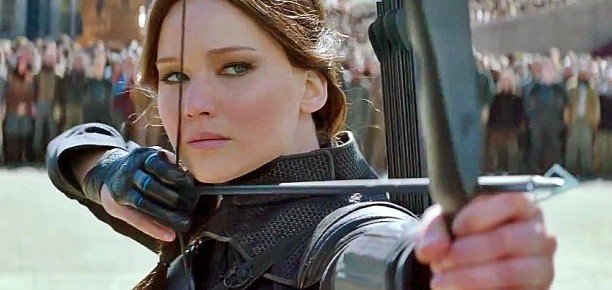 Hunger Games - Mockingjay 2