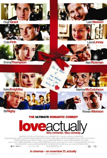 Love Actually - Christmas Movies