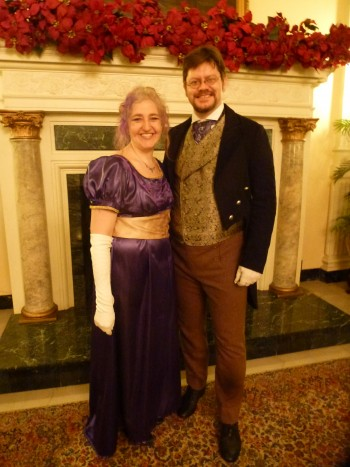 Teaching - Jane Austen Evening