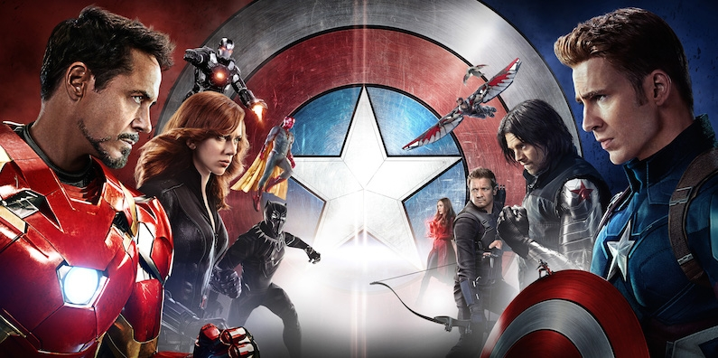 Movie Monday: Captain America – Tired of War