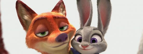 Movie Monday - Zootopia