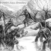 Alex Bradley Prints: Arrival