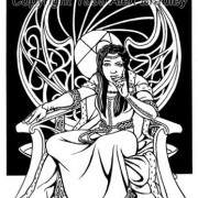 Alex Bradley Prints: Vanora