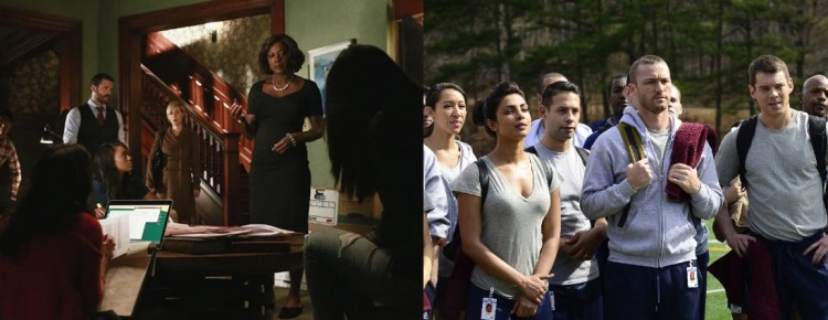 TV Tuesday Showdown: Quantico vs How to Get Away with Murder