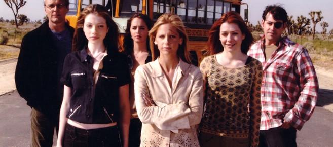 Buffy the Vampire Slayer - Video Vednesday