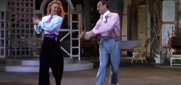 classic movie dance mix