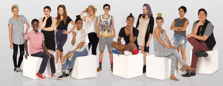 Project Runway Junior cast