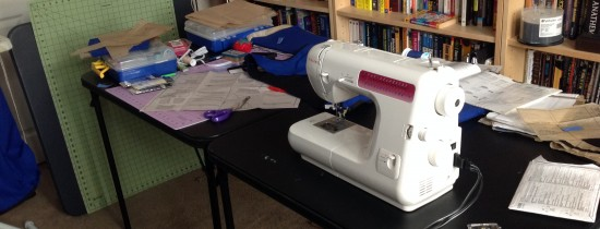 Sewing Project - office